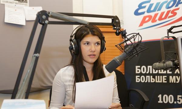 Эко-квест для СК «Северный Город» в прямом эфире на радио «Европа Плюс»